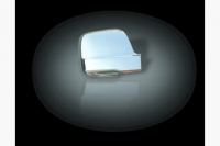 Накладки на зеркала (2 шт, нерж.) - Hyundai Starex H1 H300 (2008+)