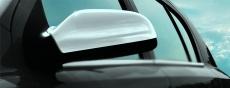 Накладки на зеркала (2 шт) - Opel Astra H (2004-2013)