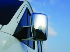 Накладки на зеркала (2 шт, пласт.) - Volkswagen LT