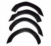 Накладки колесных арок (4шт.пластик) - Skoda Felicia Pick-UP (1995-2001)