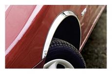 Накладки с нержавейки на колесные арки (4шт.) - Volkswagen PASSAT B3