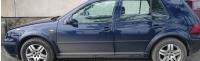 Накладки колесных арок (4шт.пластик) - Volkswagen GOLF 4