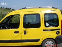 Рейлинги хром - Renault Kangoo (1998-2008)