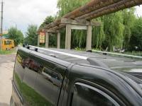 Рейлинги Хром - Opel Vivaro (2015+)