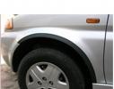 Накладки с нержавейки на колесные арки (4шт.) - Honda HRV (99+) 3D
