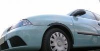 Накладки с нержавейки на колесные арки (4шт.) - Seat IBIZA (2002-2009)