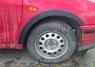 Накладки колесных арок (4шт.пластик) - Seat IBIZA (1993-2002)