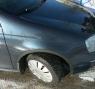 Накладки с нержавейки на колесные арки (4шт.) - Volkswagen JETTA (2006-2011)