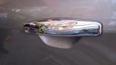 Накладки на ручки (4 шт., нерж.) - Renault Clio-Symbol (2009-2012)