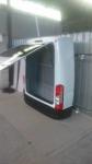 Навесной багажник (под покраску) - Ford Transit (2014+)