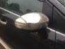 Накладки на зеркала (2 шт, нерж.) - Ford C-Max (2010+)