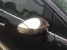 Накладки на зеркала (2 шт, нерж.) - Ford Kuga (2008-2013)