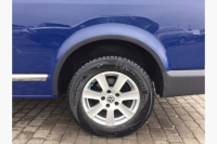 Накладки на арки (6 шт, ABS) - Volkswagen T5 Transporter (2003-2010)
