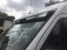 Дефлектор лобового стекла (под покраску, на клей) - Volkswagen Crafter (2006+)