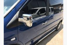 Накладки на зеркала (2 шт) - Mercedes Vito W638