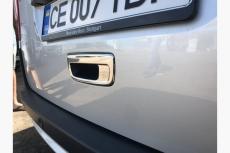 Накладка на ручку двери багажника (нерж.) - Renault Kangoo (2008+)