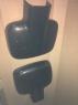 Накладки на зеркала (2 шт, карбон) - Mercedes Vito W638