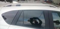 "Рейлинги ""Skyport""  (серый мат) - Mazda CX-5"