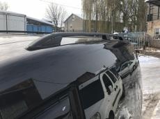 Рейлинги Skyport  BLACK - Volkswagen Caddy (2010+)
