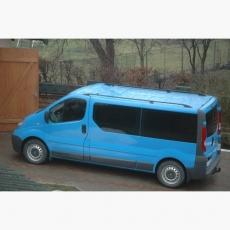 Рейлинги Черные - Renault Trafic (2001-2014)
