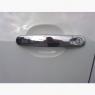 Накладки на ручки (4 шт, нерж) - Volkswagen Jetta (2006-2011)
