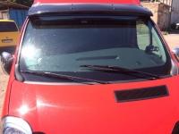 Козырек прозрачный - Opel Vivaro (2001-2014)
