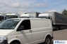 Рейлинги Хром - Volkswagen T5 Transporter (2003+)