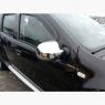 Накладки на зеркала (2 шт) - Renault Sandero (2007-2013)