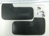 Оригинальные задние брызговики (2 шт, резина) - Ford Transit (2014+)