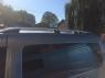 Рейлинги Skyport  GREY (сплошной алюминий) - Volkswagen Caddy (2010+)