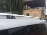 """Рейлинги Хром """"Оригинальный дизайн""""  - Mercedes Vito W639"""