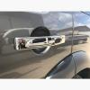 Накладки на ручки (4 шт., нерж.) - Land Rover Discovery IV