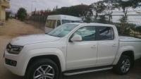 Багажник (в штатные места) - Volkswagen Amarok