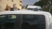 Поперечены в штатные места (2 шт) - Volkswagen Caddy (2015+)