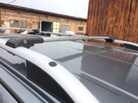 Поперечены на рейлинги под ключ (2 шт) - Citroen Berlingo (2008+)