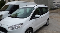 "Рейлинги ""Skyport  Grey"" - Ford Courier (2014+)"