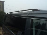 Рейлинги Черные - Volkswagen T6 (2015+)