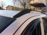 Рейлинги черные (пласт. ножки) - Mercedes Vito W639