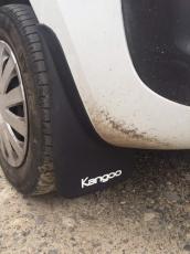 Брызговики (4 шт) - Kangoo (2008+)