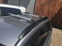 Перемычки на рейлинги под ключ (2 шт) - Subaru Forester (2007-2013)