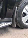 Брызговики (4 шт) - Mercedes GL klass X164
