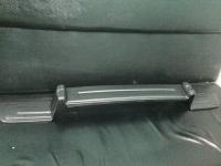 Зимняя нижняя  накладка на решетку (полная) - Volkswagen T5 Transporter (2003+)
