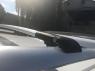 Перемычки на рейлинги под ключ (2 шт) - Mercedes Vito W639