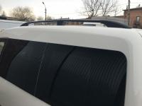 Рейлинги черные - Volkswagen Caddy (2015+)