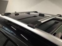 Перемычки на рейлинги под ключ - Subaru Forester (2013+)