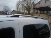 "Рейлинги ""Skyport""  (серый мат) - Renault Dokker (2013)"