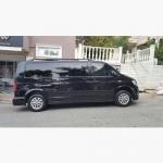 "Рейлинги ""Skyport"" (черные) - Volkswagen T6 (2015+)"