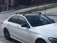 Перемычка в штатные места (2 шт, под ключ) - Mercedes C-Klass W205 (2014+)