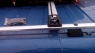 Перемычки на рейлинги под ключ - Citroen Jumpy (07.06+)