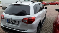 Поперечены под ключ (2 шт) - Suzuki Vitara (2015+)